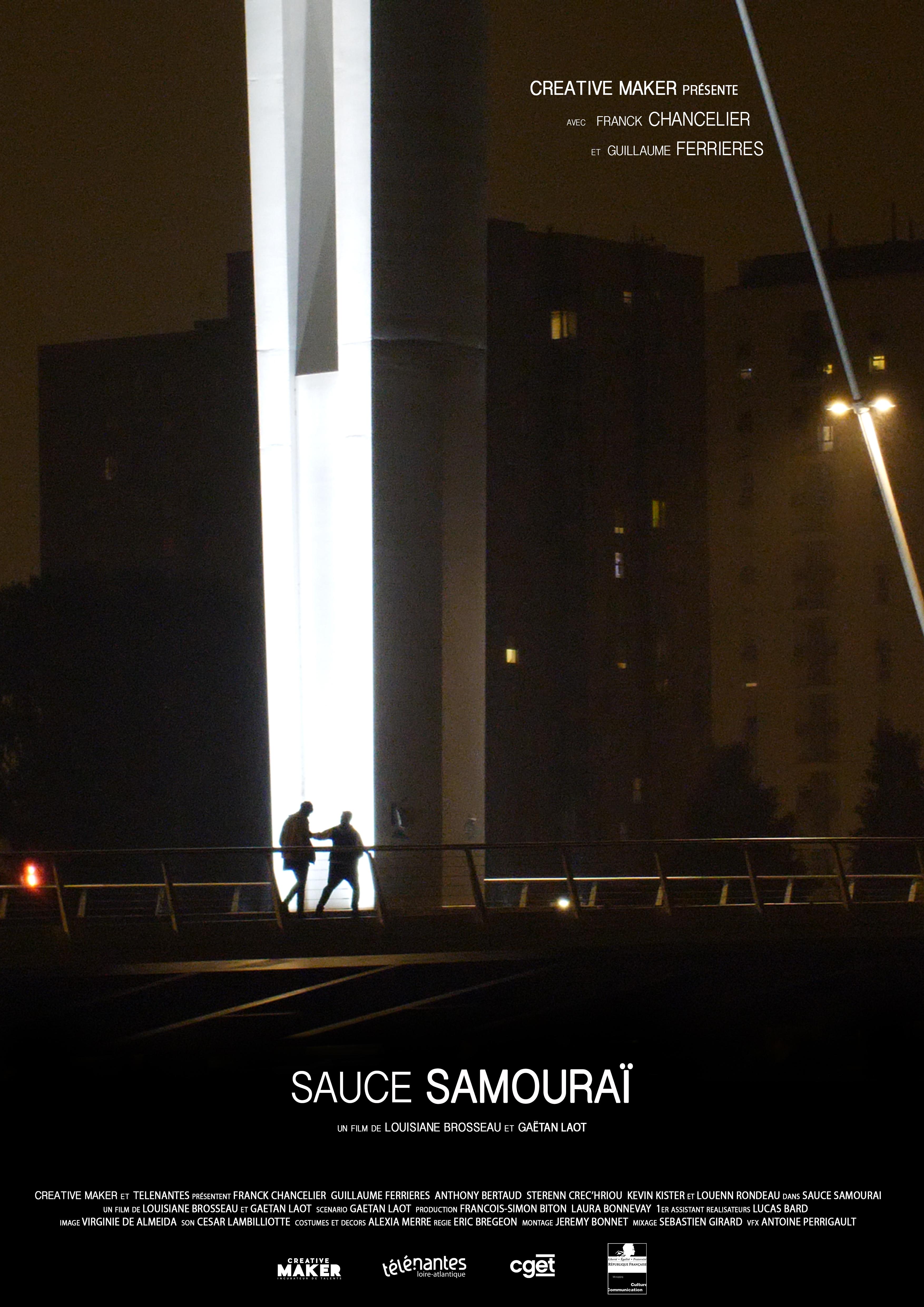 Sauce Samouraï - Louisiane Brosseau et Gaëtan Laot